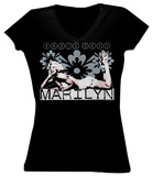 Juniors: Marilyn Monroe - Retro Marilyn Shirts