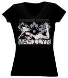 Women's: Marilyn Monroe - Retro Marilyn Shirts
