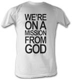 Blues Brothers - Mission From God Shirt