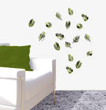 Leafy Wall Decal by . Studio Orbit