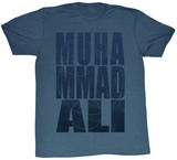 Muhammad Ali - Muha Circless T-shirts