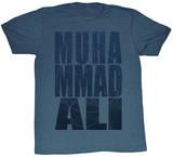 Muhammad Ali - Muha Circless T-Shirt