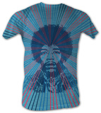 Jimi Hendrix - Jimi Shining T-Shirt