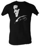 Elvis Presley - Elvis Black T-shirts
