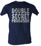 Animal House - Double Secret Probation T-shirts