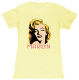 Juniors: Marilyn Monroe - Hey There T-shirts