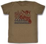 Evel Knievel - Dare T-shirts