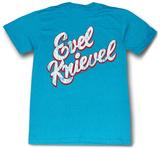 Evel Knievel - Bright Shirt