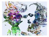 Stanley Kubric Kunstdruck von  NaxArt
