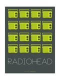 Radiohead Yellow Photo by  NaxArt