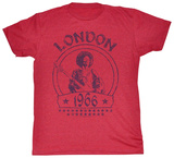 Jimi Hendrix - London T-Shirts