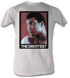 Muhammad Ali - Great!!! T-shirts