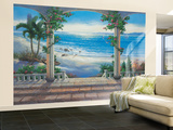 Capriccio Huge Wall Mural Poster Print Wall Mural