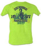 Jimi Hendrix - Purple Js T-Shirts