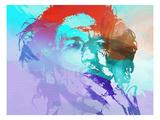 Keith Richards Poster von  NaxArt