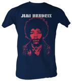 Jimi Hendrix - VJ Camiseta