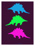Dinosaur Family 9 Prints by  NaxArt