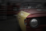 Alfa Romeo GTV Front Poster by  NaxArt