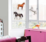 Horseland Autocollant mural par . Design Team
