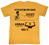 Rocky - Rematch Shirts