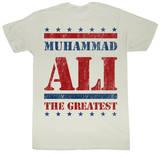 Muhammad Ali - Stars&Stars&Stars T-Shirt