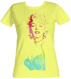 Juniors: Marilyn Monroe - Beautiful T-shirts