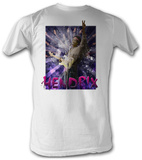 Jimi Hendrix - Peace Out Shirts