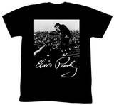 Elvis Presley - Elvis Live T-Shirt