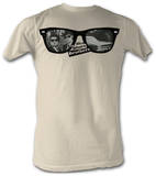 Blues Brothers - Glasses Blues Shirt