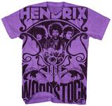 Jimi Hendrix - No Experience T-shirts