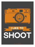 I Like to Shoot 1 Prints by  NaxArt