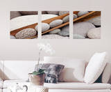 Boat Of Stones Wall Decal by Andrea Haase