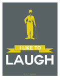 I Like to Laugh 1 Prints by  NaxArt