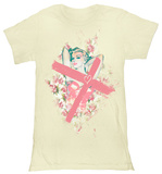 Juniors: Marilyn Monroe - X Marks The Spot T-Shirt