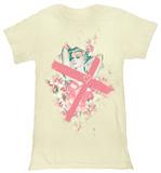 Women's: Marilyn Monroe - X Marks The Spot T-Shirt