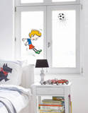 Goal! Wall Decal by Alice Wilson