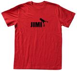 Jimi Hendrix - Jimi Sport Shirts