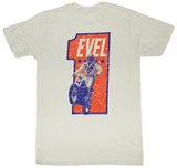 Evel Knievel - Numbah One T-Shirts