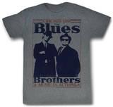 Blues Brothers - World Class T-Shirts