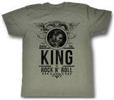 Elvis Presley - King T-shirts