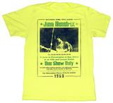 Jimi Hendrix - Window To The Soul Hp T-shirts