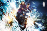 Doctor Who - Motorcycle Plakat