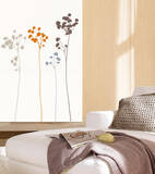 Villea Wall Decal by . Studio Orbit