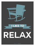 I Like to Relax 1 Art by  NaxArt