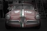 Racing Alfa Romeo Affiche par  NaxArt