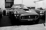 Ferrari in the Pit Foto af  NaxArt