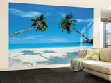 Shadow Palms Huge Wall Mural Poster Print Wall Mural