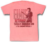 Elvis Presley - 68 Special T-Shirts