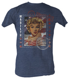 Marilyn Monroe - Marilyn Stamp T-Shirt