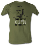 Rocky - Kill You To Death Shirts